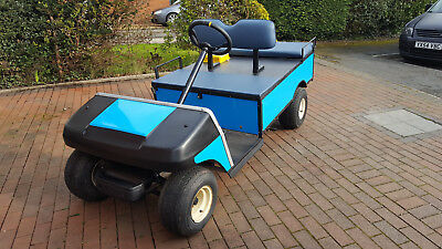 Petrol Golf Buggy, Go Kart ,pit Vehicle