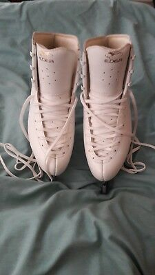 EDEA Overture Ice Skates Size 6 265 Made in Italy. Paid £189 - Used 5 times.