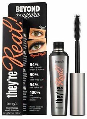 Benefit mascara They're Real Mascara Black full size 8.5g net