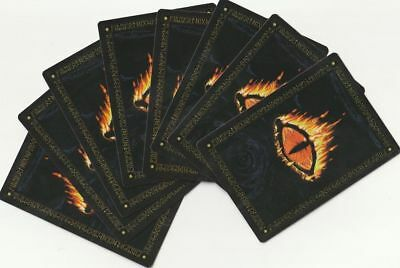 MECCG Lot de 142 cartes (Wizards/Limited) English 9Rares 33 Uncos 24 Fixed + com