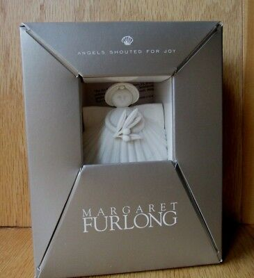 "2010 Fruit Of The Spirit 4"" Margaret Furlong Shell Angel NIB"