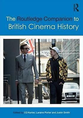 The Routledge Companion to British Cinema History (English) Hardcover Book Free