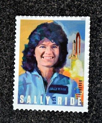 2018USA #5283 Forever Sally Ride  Mint NH  astronaut space shuttle