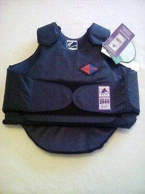 new childs level 0  made to beta 2000 body and shoulder protecter