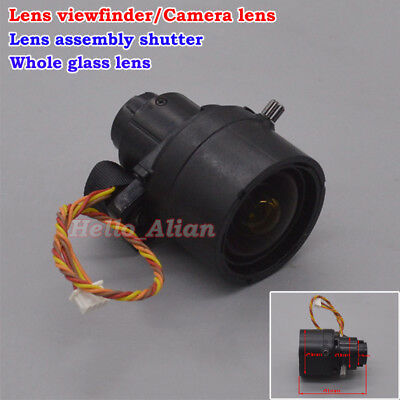 2-Phase 4-Wire Stepper Motor Camera Lens Viewfinder Camera Optical Lens Shutter