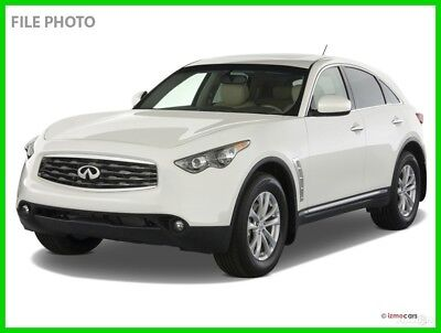 Infiniti FX 4DR 4WD 7-PASS 2011 4DR 4WD 7-PASS Used 3.5L V6 24V Automatic AWD SUV Premium Bose