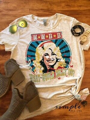 What Would Dolly Do T-shirt, Country Music Legend Tee, Dolly Parton Shirt