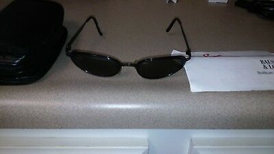 Vintage Womens BAUSCH & LOMB OVAL B&L RAY BAN SUNGLASSES 90's