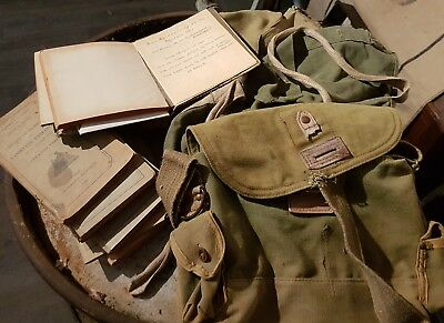 lot francais WWII militaria colonel