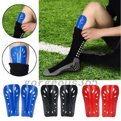 Lightweight & Highly Protective Soccer Shin Guards With Adult & Youth Sizes new