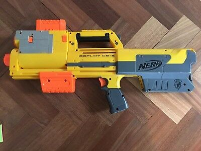 Nerf Gun N Strike.. Deploy CS-6