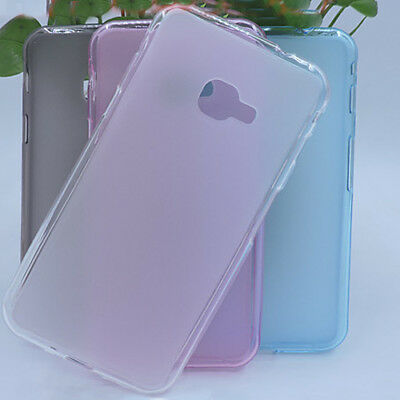 Soft Silicone Gel TPU Back Matte Case Cover For Samsung Galaxy Xcover 4 G390F