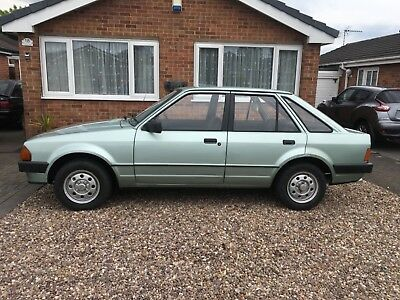 Ford escort.mk3 ,1981,spares or repairs,project,barn find,garage find.classic.