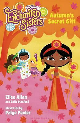Autumn's Secret Gift by Elise Allen (English) Paperback Book Free Shipping!