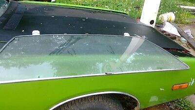 AMC Gremlin? 1971? 72? 73?NOS rear hatch liftgate glass