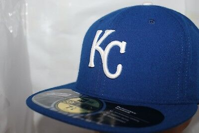 new products 60989 80dfe Kansas City Royals New Era MLB Authentic Collection 59fifty,Hat,Cap   37.99