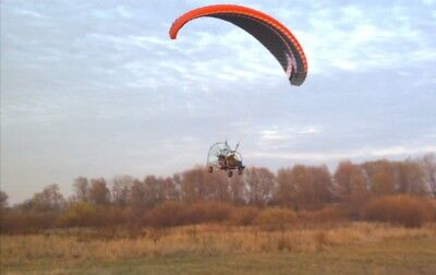 Aircraft Paratrike Duet Two Seats Capacity with Soft Wings