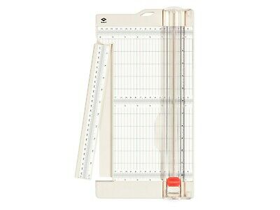 "Bira Craft paper trimmer and scorer with swing-out arm, 6"" X 12"""
