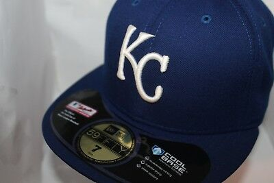 65ae09b6599 KANSAS CITY ROYALS New Era MLB Authentic Collection 59fifty