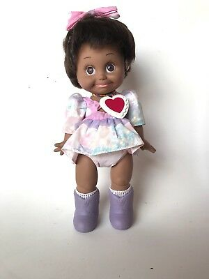 "Galoob Baby Face Vinyl 13"" Doll So Shy Sherri AA Excellent Cond Shop 1"