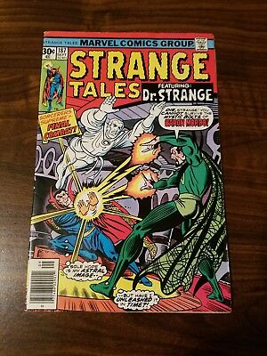 Strange Tales #187 (Sep 1976, Marvel)