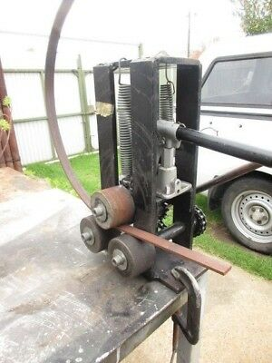 Metal Craft - Steel Hand Opperated Rolling Machine