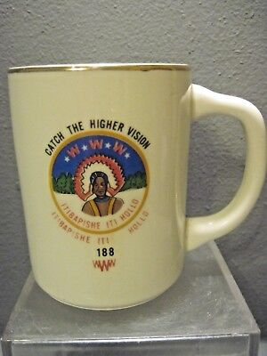 Boy Scout Of America Central North Carolina 10 Oz Coffee Mug Order Of The Arrow