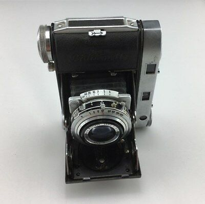 Balda Bunde BM Super Baldinette Vintage Folding Camera 1950's