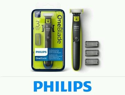 Philips OneBlade QP2520 Multi-function Shaver EU UK Rechargeable Shaver Trimmer