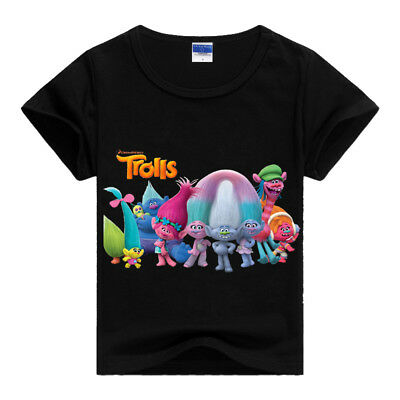 Trolls Kid's T Shirt  AU Shop