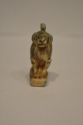 Ancient Egyptian Baboon Statue / God of Wisdom Statue
