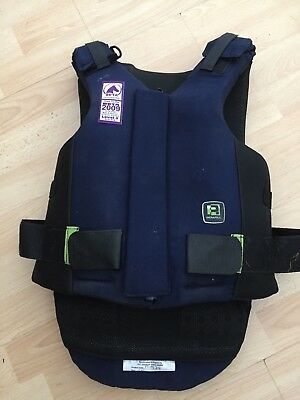 Body Protector by Rodney Powell 2L Large-Child-Series 6 approx age 12-14