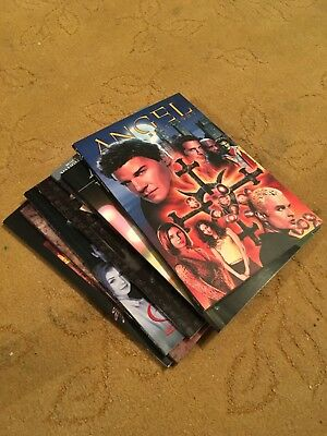 Collection of Buffy the vampire slayer and Angel Graphic novels x 7. job lot.