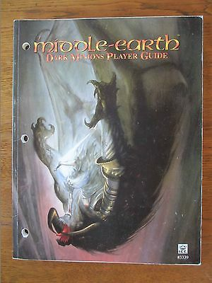 Middle Earth DARK MINIONS PLAYER GUIDE - MEDM Rule Book lotr MECCG ICE #3339