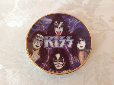 KISS Collector Plate