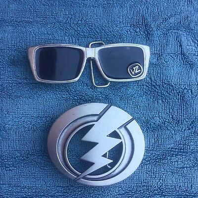 Electric and Vonzipper Men's buckles