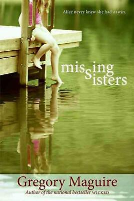 Missing Sisters by Gregory Maguire (English) Paperback Book Free Shipping!