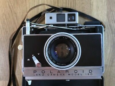 Polaroid 180 professional Land Camera In Generally Good Condition