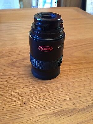 Kowa 32X Wide Scope Lens With Padded Case