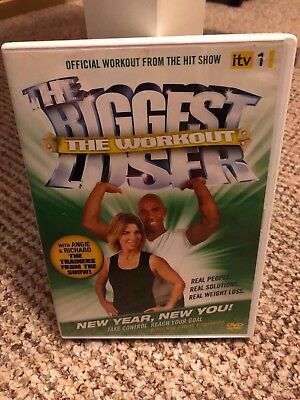 The Biggest Loser Workout   Dvd
