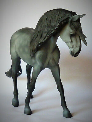 Collecta 88631 Andalusier Hengst Dapple Grey 25 cm Deluxe 1:12