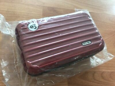 Original Rimowa Amenity Kit Thai Airways Rot