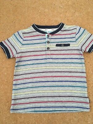 Ted Baker T-shirt Top Age 18-24 Months