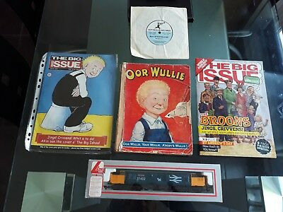 oor wullie collectables