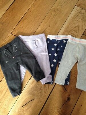 Next Baby Girls Trousers Leggings Size 12-18 Months