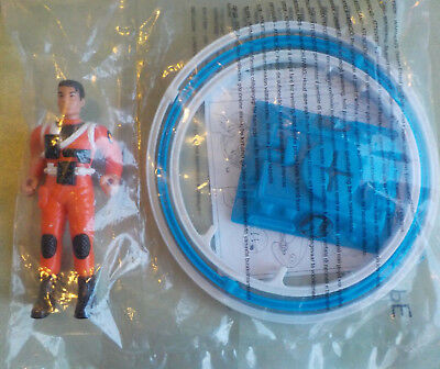 Action Man 2000 Hasbro Action Figur interaktiv unbespielt Retro noch in OVP
