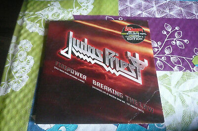 JUDAS PRIEST Firepower -Breaking the Law  ( Metal Hammer )