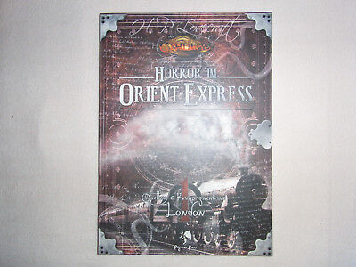 Cthulhu Horror im Orient-Express, Band 1 London, wie neu