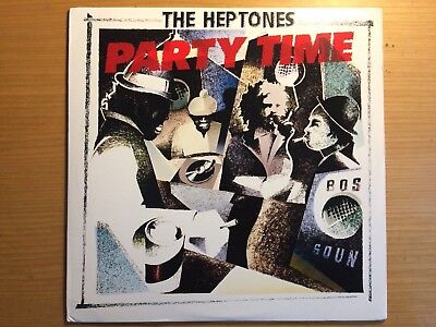 Lee Perry produced, The Heptones Party Time