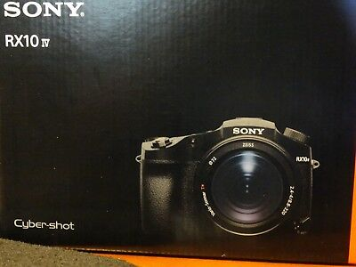 Camera DSC-RX10 IV Sony Advanced Digital Camera Cyber Shot